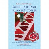 Sweetheart Table Runner & Topper Quilt Pattern
