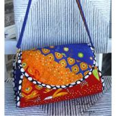 The Wrapsody Handbag Pattern