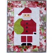 Simply Santa Quilt Pattern