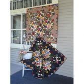 Garden Gate Topper or Wall Hanging Quilt Pattern