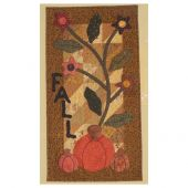 PUMPKIN HARVEST DOOR GREETER QUILT PATTERN