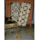 Country Fair Table  Runners Quilt Pattern