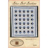 Blue Bell Baskets Quilt Pattern