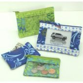 Girls Go Shopping Wallet & Coin Purse Quilt Pattern