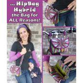 The HipBag Hybrid Bag Quilt Pattern