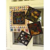 Delightful Seasons Wall Hanging Quilt Pattern
