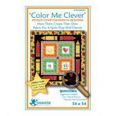 COLOR ME CLEVER QUILT PATTERN