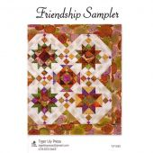 Friendship Sampler Quilt Pattern