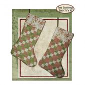 Holly and Jolly Stockings Pattern