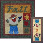 FALL SAMPLER & TABLERUNNER PATTERN*
