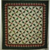 Christmas Spinners Quilt Pattern