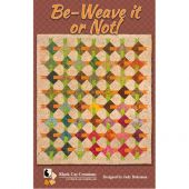 Be-Weave It or Not! Quilt Pattern