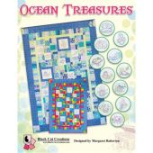 Ocean Treasures CD Version Quilt Pattern