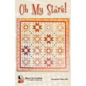Oh My Stars! Quilt Pattern