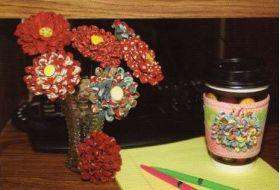 Coffee Cozy & Sweet Roll Bouquet Quilt Pattern
