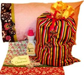 Pillowcase Gift and Laundry Bag Pattern