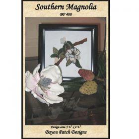 Southern Magnolia Punch Needle Pattern