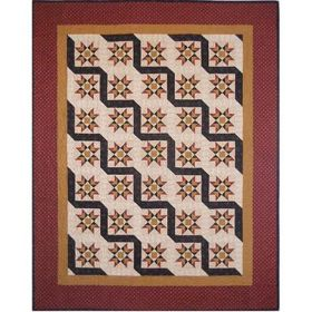Civil War Generals Series #7 General Sheridan Quilt Pattern
