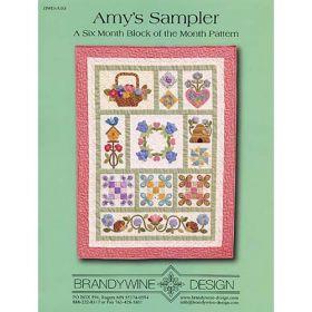 AMY'S SAMPLER