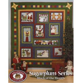 SUGARPLUM SERIES - Finishing