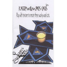 KATTYWOMPUS CATS QUILT PATTERN