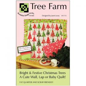 Tree Farm Quilt Pattern