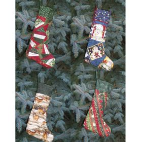 SOMETHING FOR EVERYONE STOCKINGS