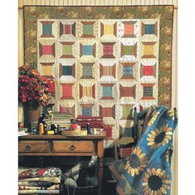 Spools Of Thread Quilt Pattern*