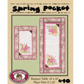 Spring Pocket Quilt Pattern
