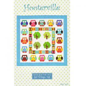 Hooterville Quilt Pattern