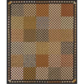 100 Blocks Quilt Pattern