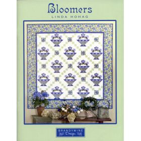 BLOOMERS QUILT PATTERN BOOK
