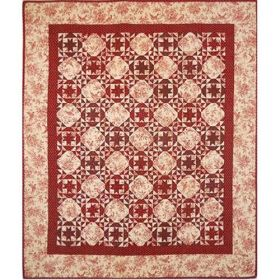 Civil War General Series #8 General Stuart Quilt Pattern