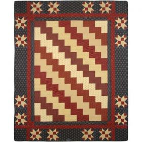 General Sherman Civil War Generals Series #3 Quilt Pattern