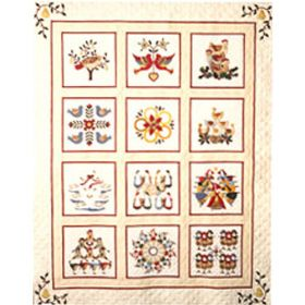 THE TWELVE DAYS OF CHRISTMAS-SET OF 12