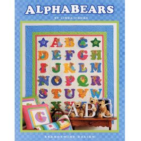ALPHABEARS QUILT PATTERN BOOK