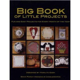 BIG BOOK OF LITTLE PROJECTS