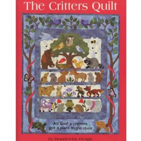 THE CRITTERS QUILT PATTERN