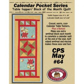 Calendar Pocket Series - May Pattern