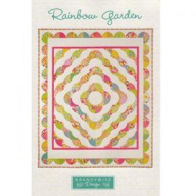 Rainbow Garden Quilt Pattern