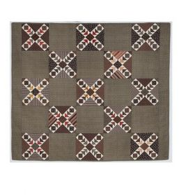 A Soldier's Quilt Quilt Pattern
