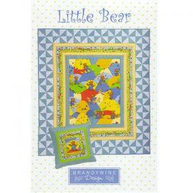 Little Bear Quilt Pattern