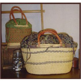 BASKET LINERS - OVAL PATTERN