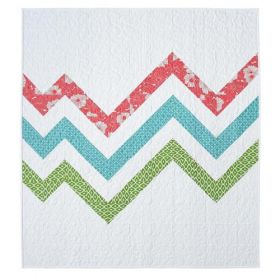 Every Beat of My Heart Quilt Pattern Card