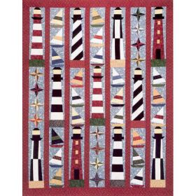LIGHTHOUSE ROW QUILT