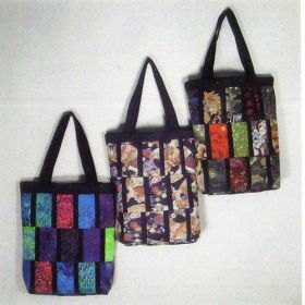 EASY DOES IT TOTE BAG PATTERN