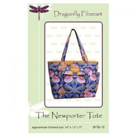 The Newporter Tote Pattern