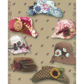 FAVORITE FLORAL HATS