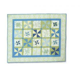 THOSE BABY BLUES QUILT PATTERN*