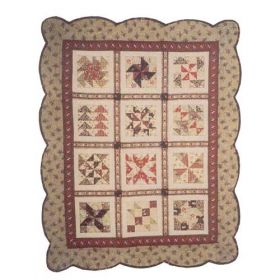 WINDHAM SAMPLER PATTERN